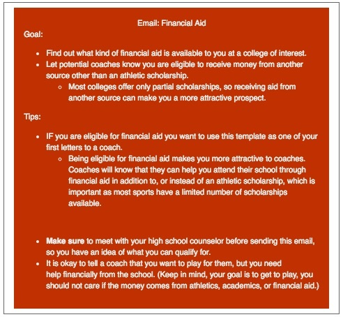 Oct 08, 2009 · to whom it may concern: Financial Aid Announcement