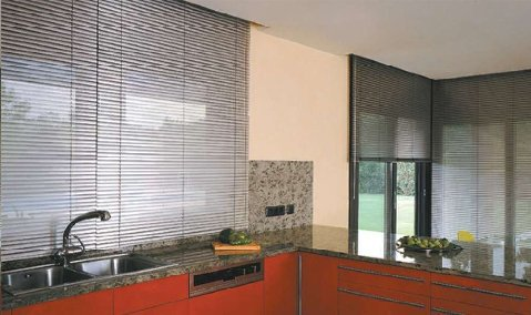 Aluminum Mini Blinds
