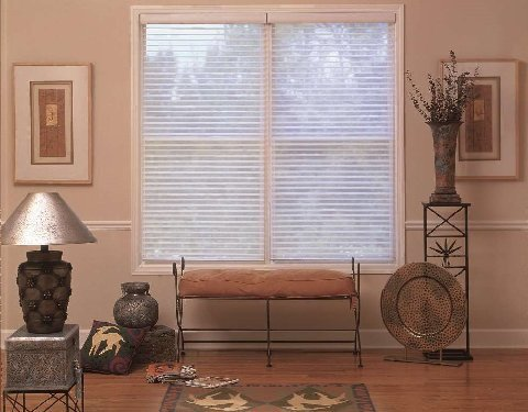 Soft Sheer Horizontal Blinds
