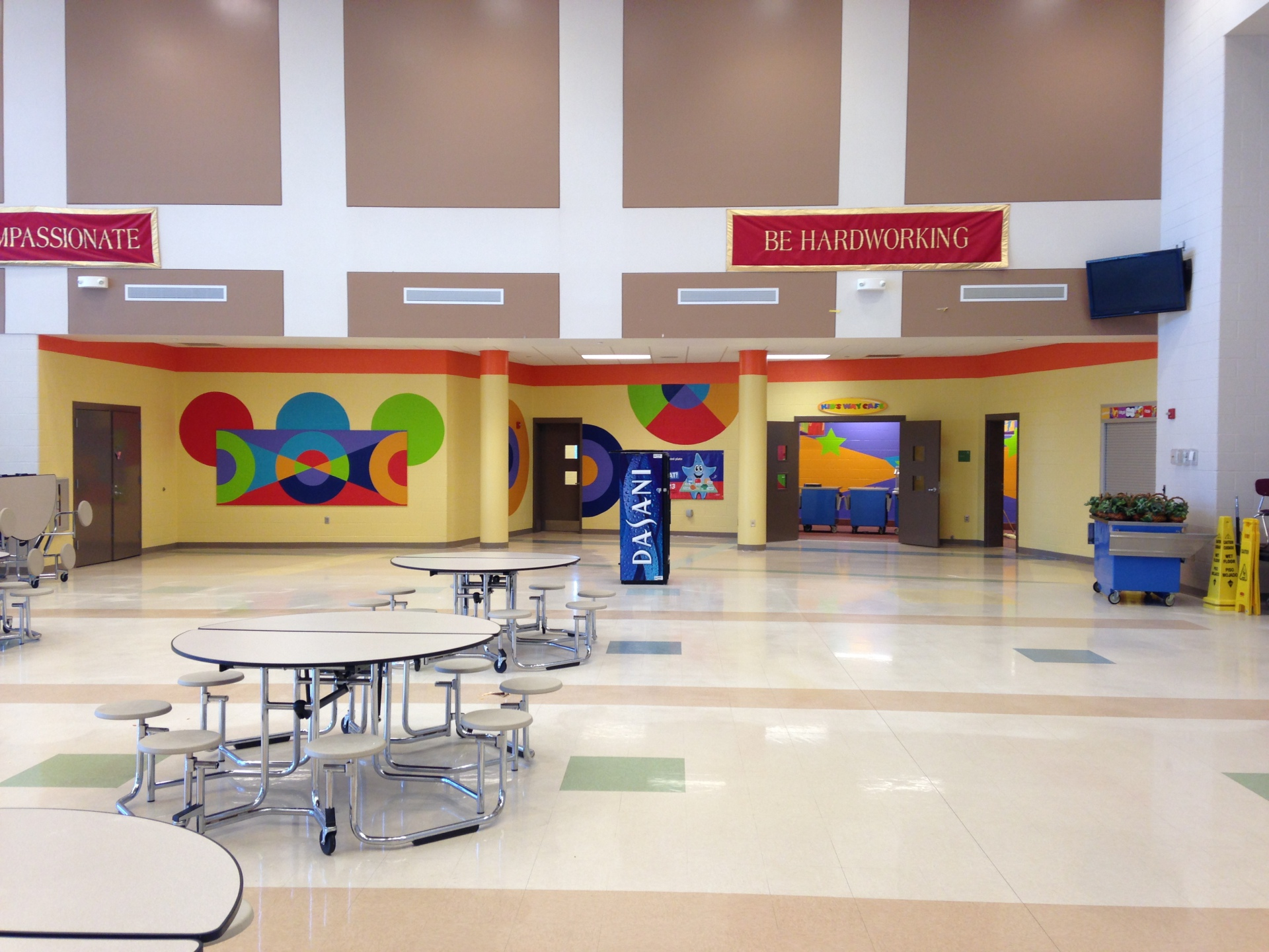 School Cafeteria's