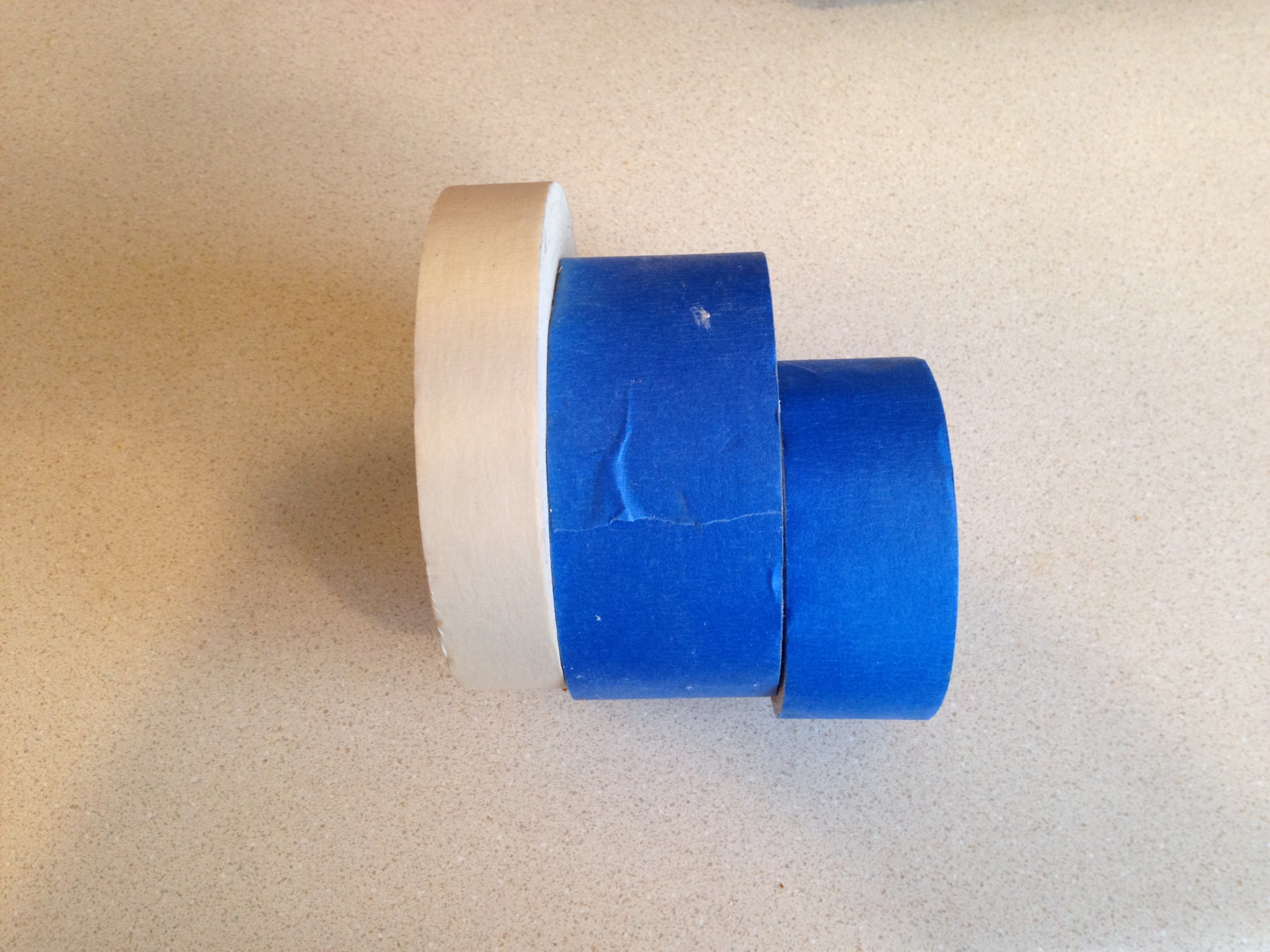 DIY; How to use Painters tape
