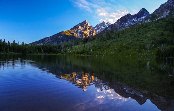 The Grand Tetons, Wyoming