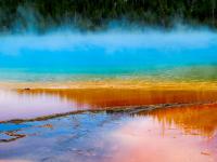 grand prismatic lake