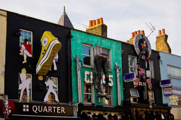 London, Camden Town