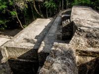 mayan temples, cahal peche