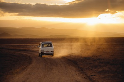 How to plan a road trip abroad.