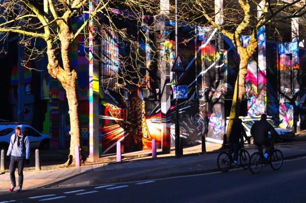 Bristol, Nelson Street See No Evil
