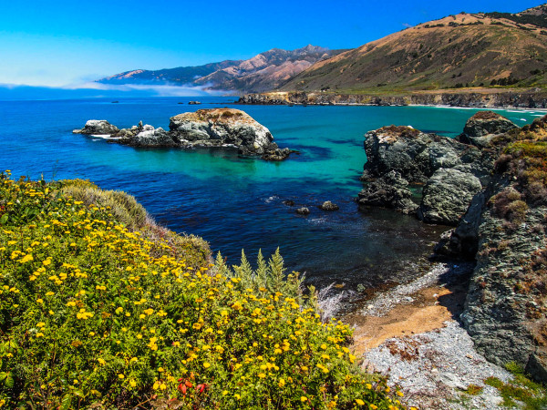 Jade Cove, California