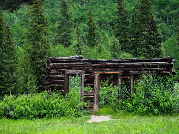 Ashcroft Ghost Town, Aspen, Colorado