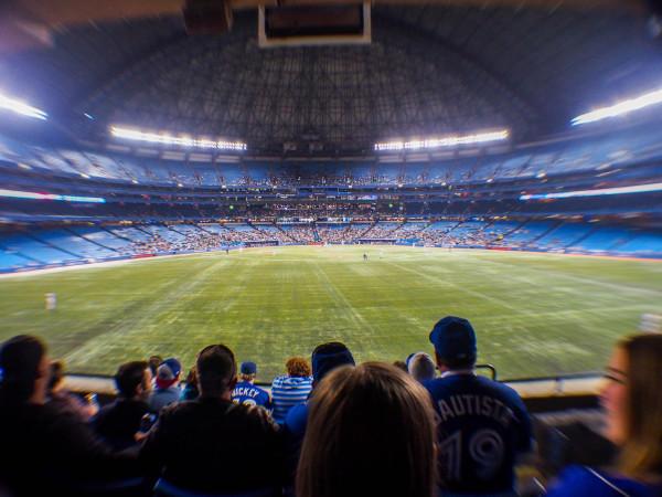 Skydome, Toronto Blue Jays