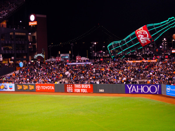 San Francisco, Giants Stadium