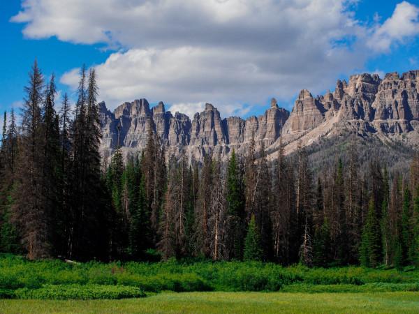 Granite Mountains, Wyoming