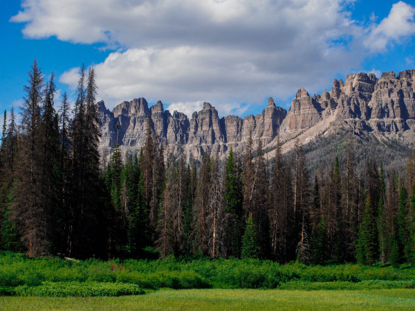 Granite Mountains, Wyoming