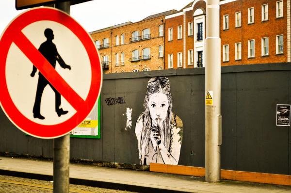 Dublin, shh