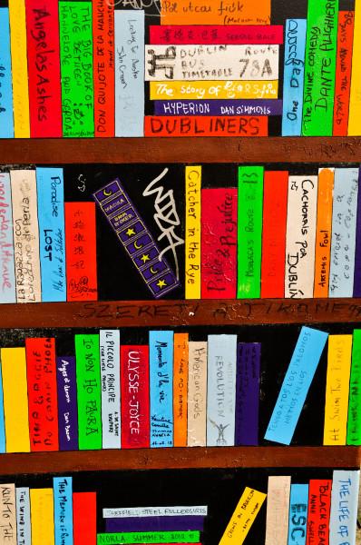 Dublin, Street Library