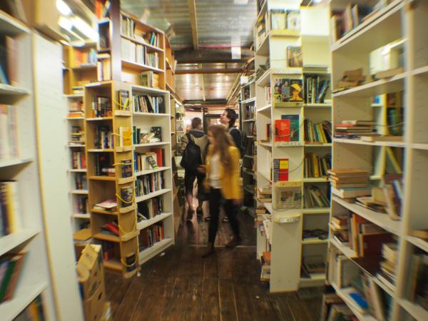 Camden, Underground Bookstore