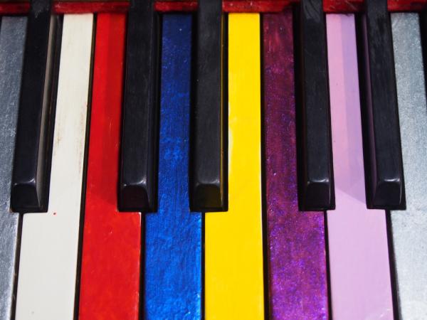 Piano Keys, Camden