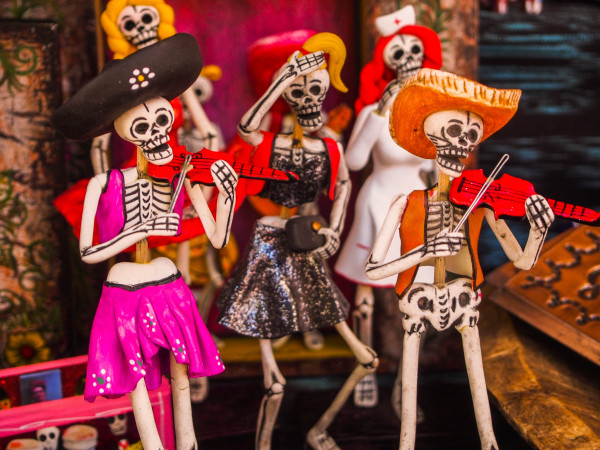 Santa Fe, Skeletons