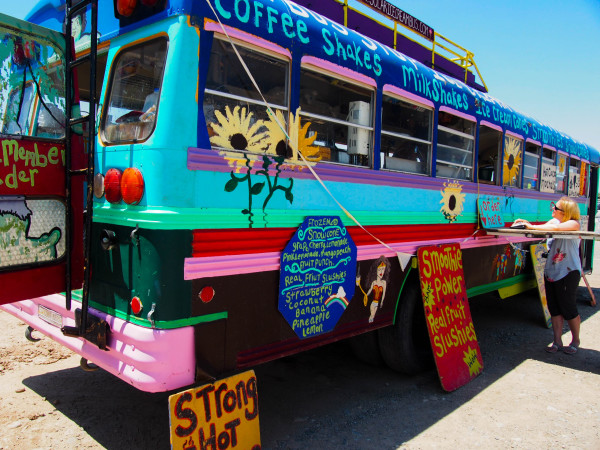 Rio Grande, Coffee Bus