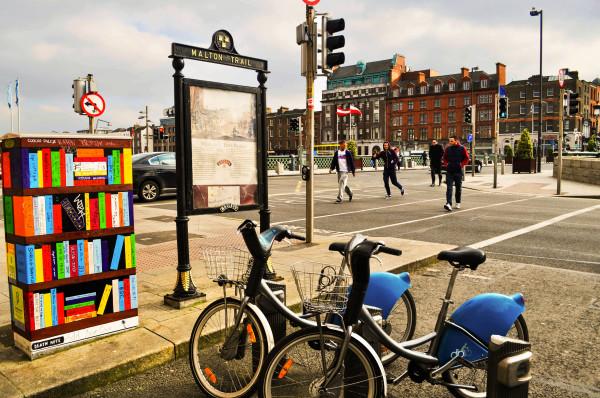 Dublin, Street