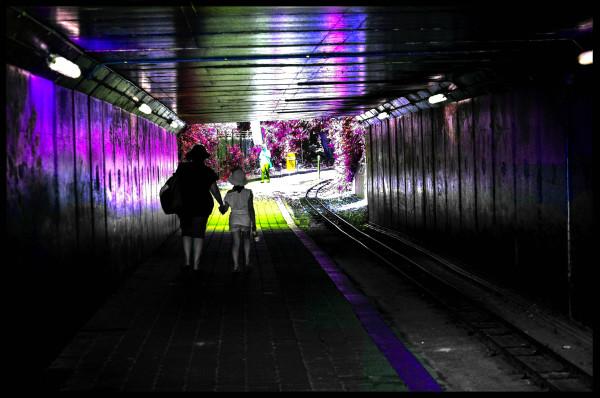 Walkway, Melbourne Australia