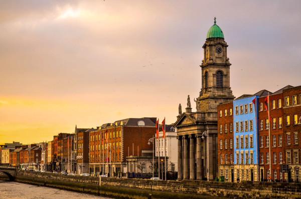 Dublin, Riverside
