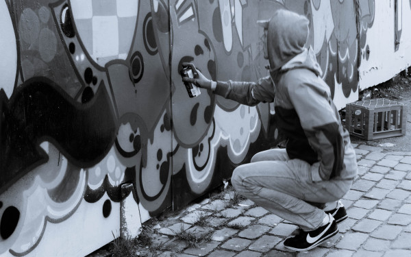 Christiania, Copenhagen Artist