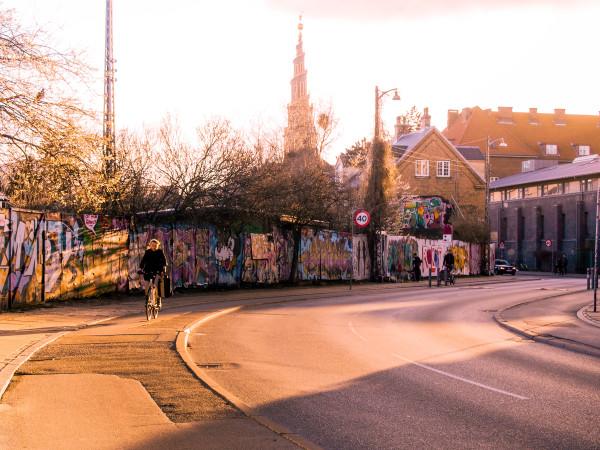 Christiania, Copenhagen Street