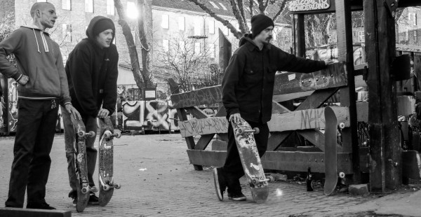 Christiania, Copenhagen Skaters