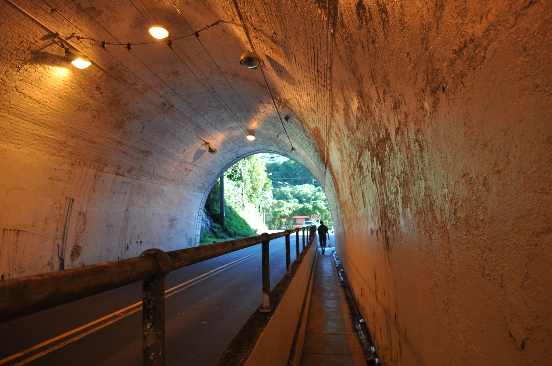 Wellington, Tunnel