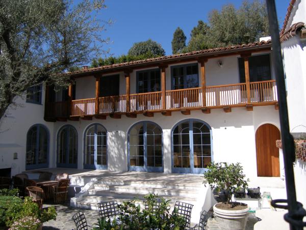 O'Malley Residence - Hancock Park, CA