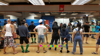 kids-party.hk - Clowning workshop