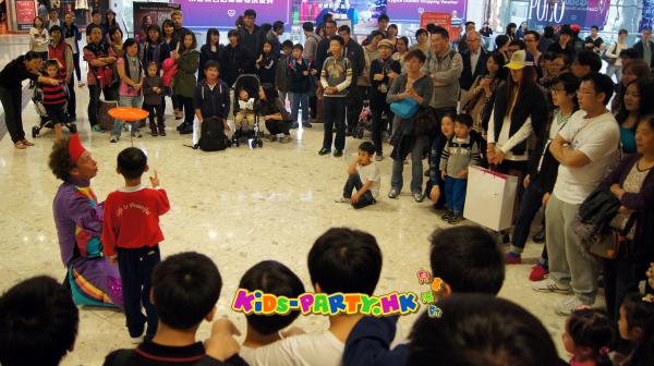 Family Show Kids-Party Hong Kong