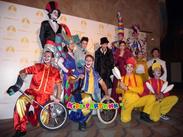 Roving Performances Kids-Party Hong Kong