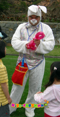 Easter Characters Kids-Party Hong Kong