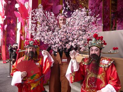 CHINESE NEW YEAR TEAM