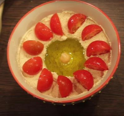 Hummus Libanais Inratable!
