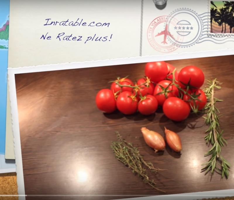 tomate sechee