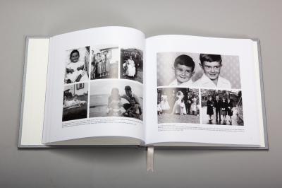 restored old photographs, 1960's, children, family