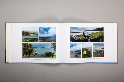coffee table book, Scotland, photography