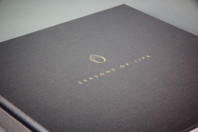 Seasons of Life - Retirement Gift Album