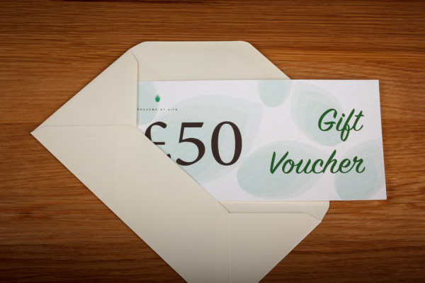 Seasons of Life - Gift Vouchers