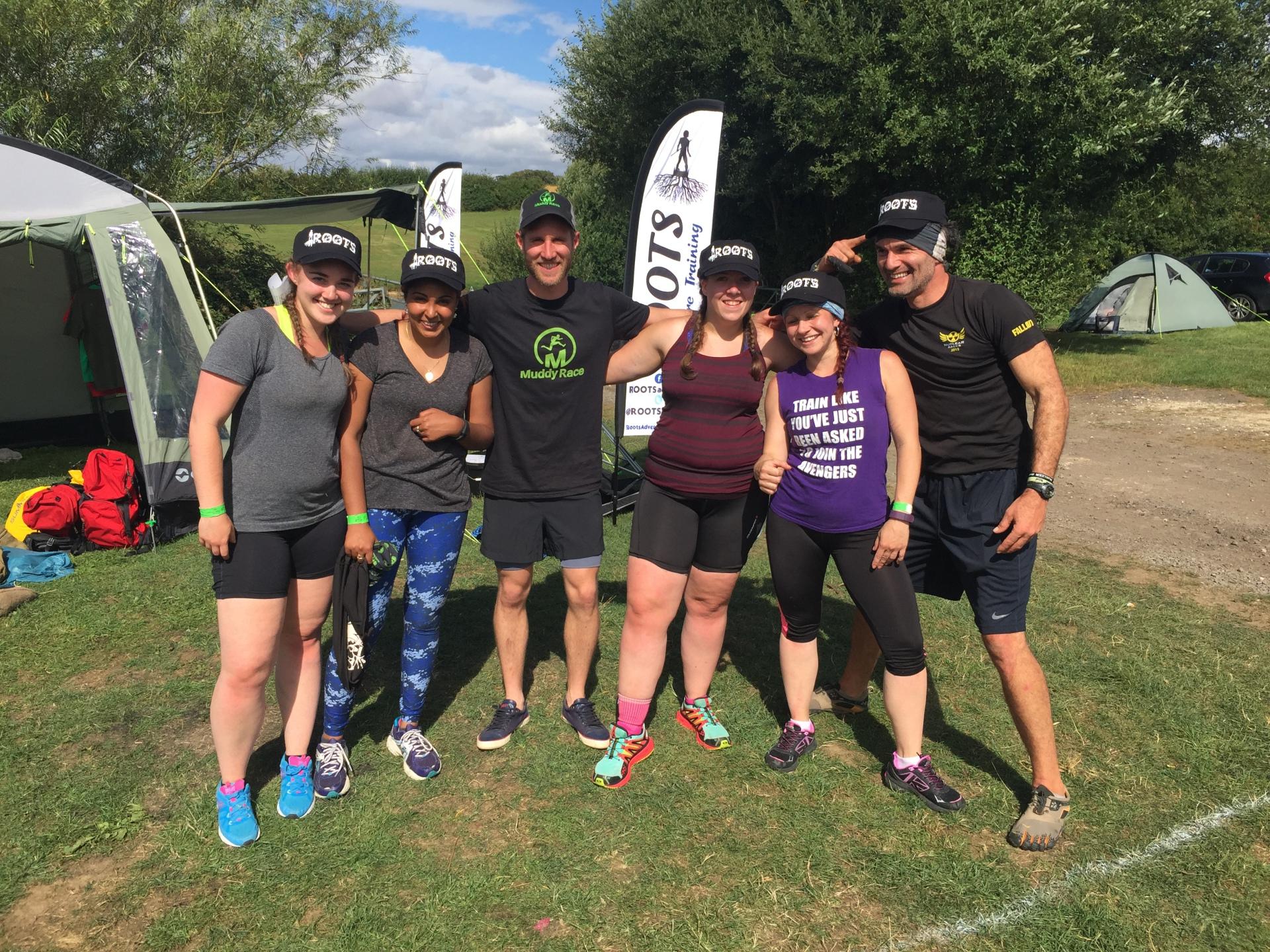 Muddy Race Fitness Weekend