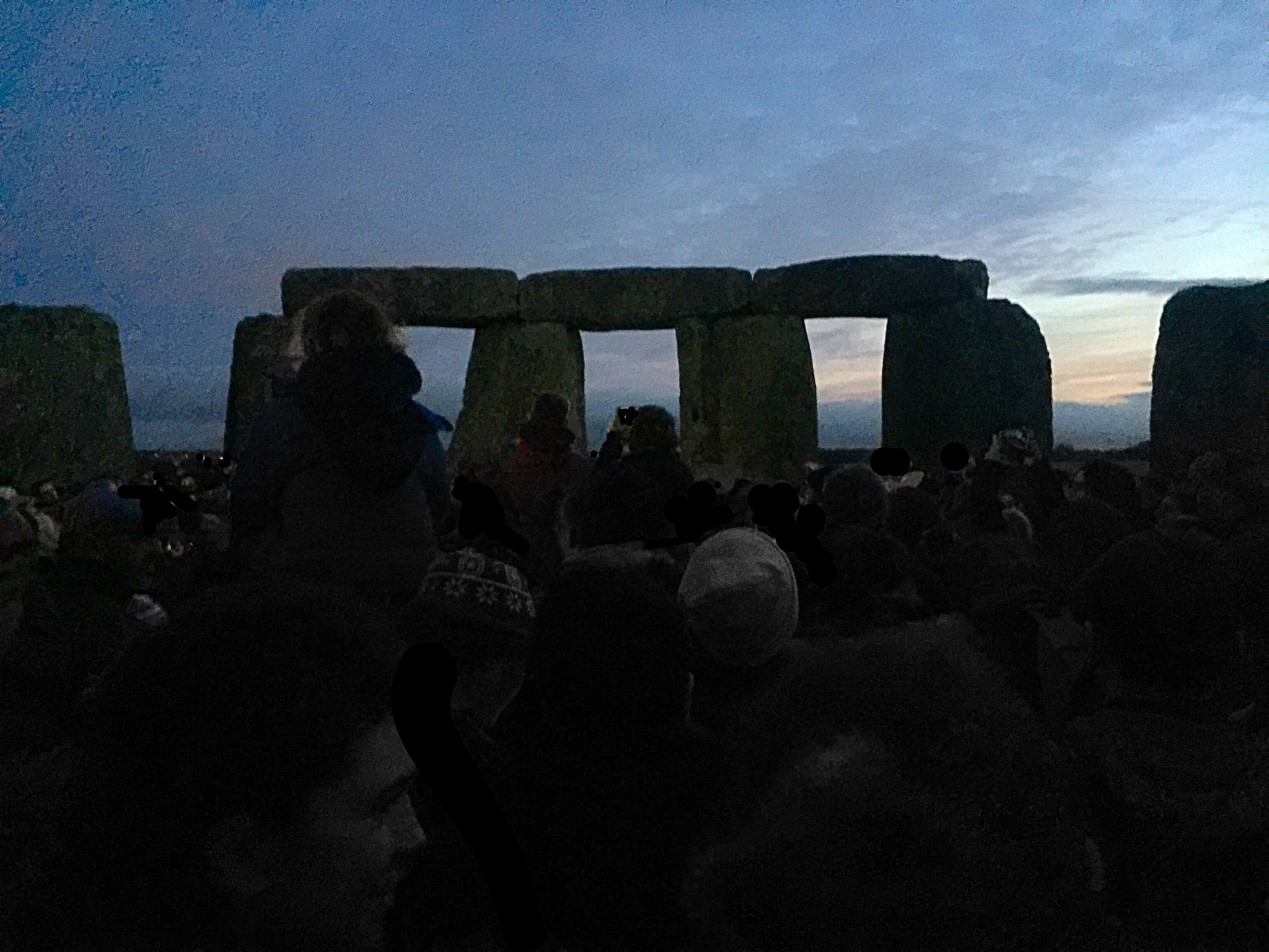 Stonehenge, Years End.