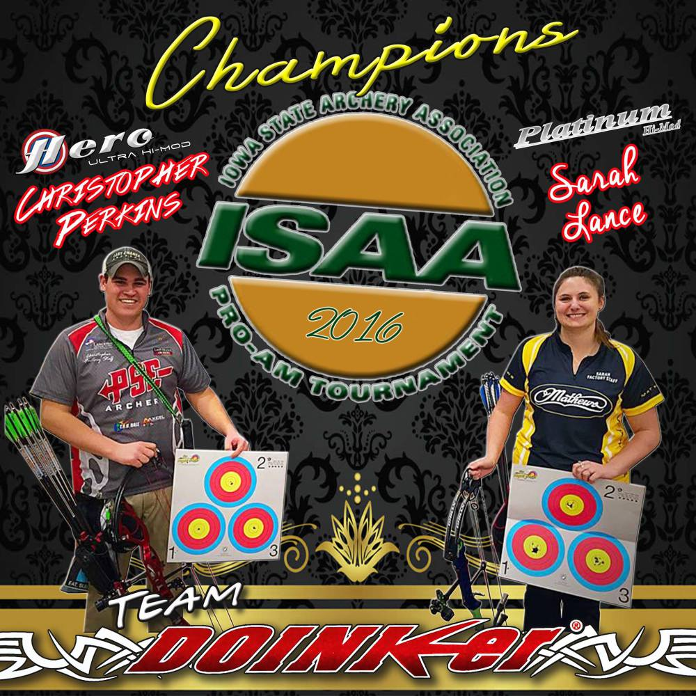 #teamdoinker #winning #iowaproam #doinkon #greatstart2newyear