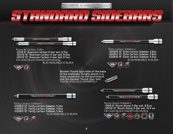 pg8 Standard Sidebars