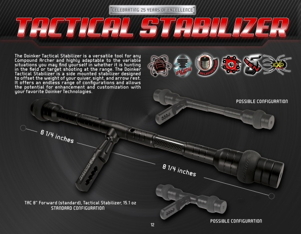 pg12 Tactical Stabilizer