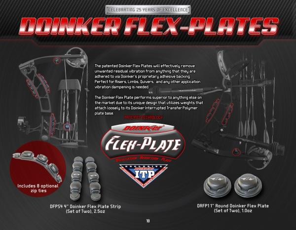 pg18 Flex Plates