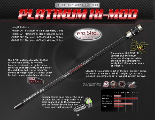 pg21 Platinum Hi-Mod