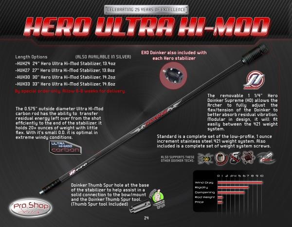 pg24 Hero Ultra Hi-Mod